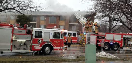 LFR Gives Cause For Morning Apartment Fire