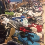 One Day Without Shoes Drive raises Thousands of Shoes for the Lincoln People's City Mission
