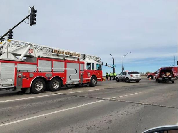 UPDATE: 5 Hospitalized After Wreck Near UNL