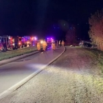 1 Dead, One Hospitalized, In Fatal Rollover Accident In North Lincoln