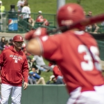 Huskers Keep Big 10 Title Hopes Alive, Beat Michigan 5-2