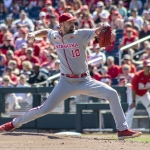 Husker Pitcher Matt Waldron Selected by Cleveland Indians in 18th Round of MLB Draft