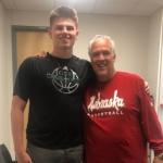 2019 Millard North High School Guard/Forward Bret Porter Announces that He's Walking-On to the Nebraska Basketball Team
