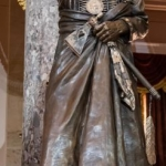 Chief Standing Bear Statue Dedicated In The U.S. Capitol