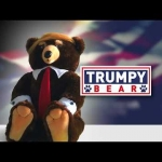 TRUMPY BEAR?  Is This Thing Real?
