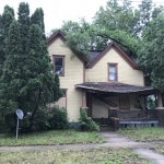 Ottawa selling home damaged in last year's tornado
