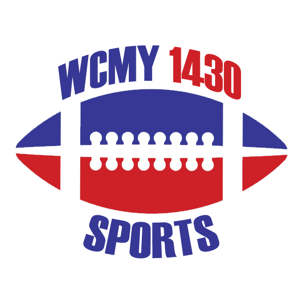Retro Football Logo WCMY 8-1-18