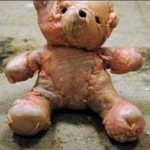 The Creepiest Thing You'll See Online Today… Raw Chicken Teddy!