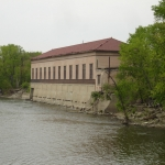 Marseilles hydroelectric power plant renovation coming along