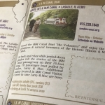 Bicentennial Passport brings visitors to canal boat