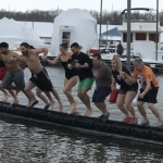 Eighth annual Penguin Plunge preliminary fundraising figure is $185k