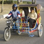 LaSalle approves pedicab service