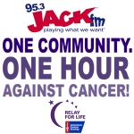 95-3 Jack FM's HOUR AGAINST CANCER