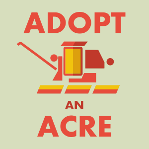 Adopt An Acre 2017 Update
