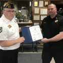 Lt. Todd Gordon named Marseilles Officer of the Year