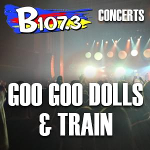 Goo Goo Dolls and Train