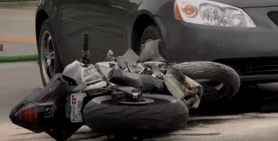 Two Motorcyclists Hospitalizes After Crash