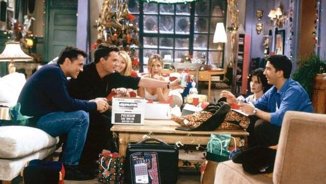 """Friends"" Coming To The Big Screen"