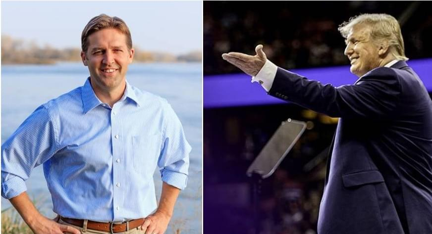 Senator Ben Sasse Recieves Surprise Endorsement From President Trump