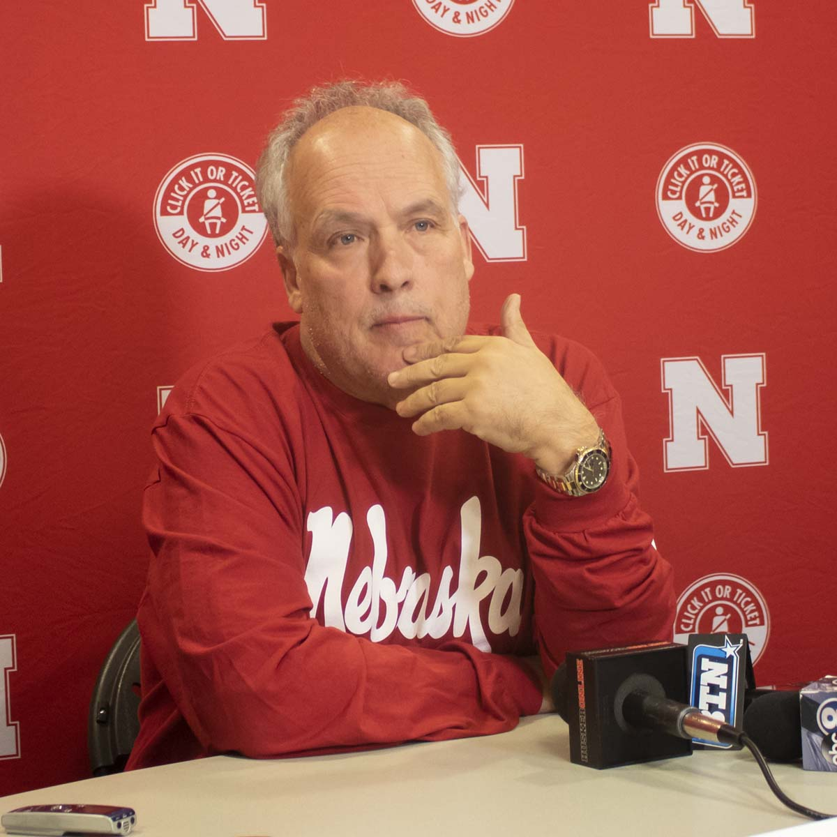 Sadler has Unfinished Business in Lincoln