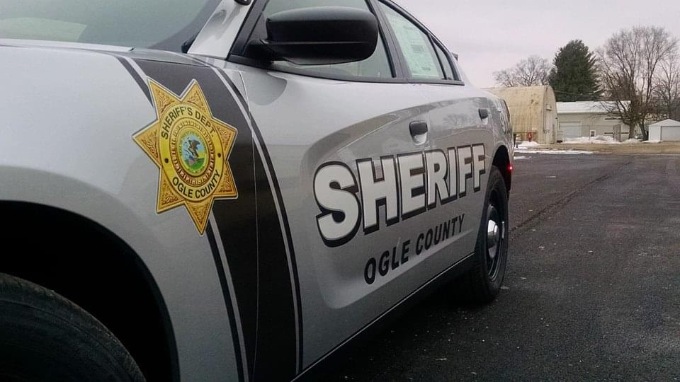 Ogle County Sheriff Car