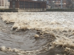 River Expected to Reach Flood Stage at Anytime