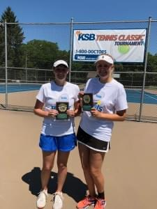 Kent Sisters Dominate the 28th Annual KSB Tennis Classic