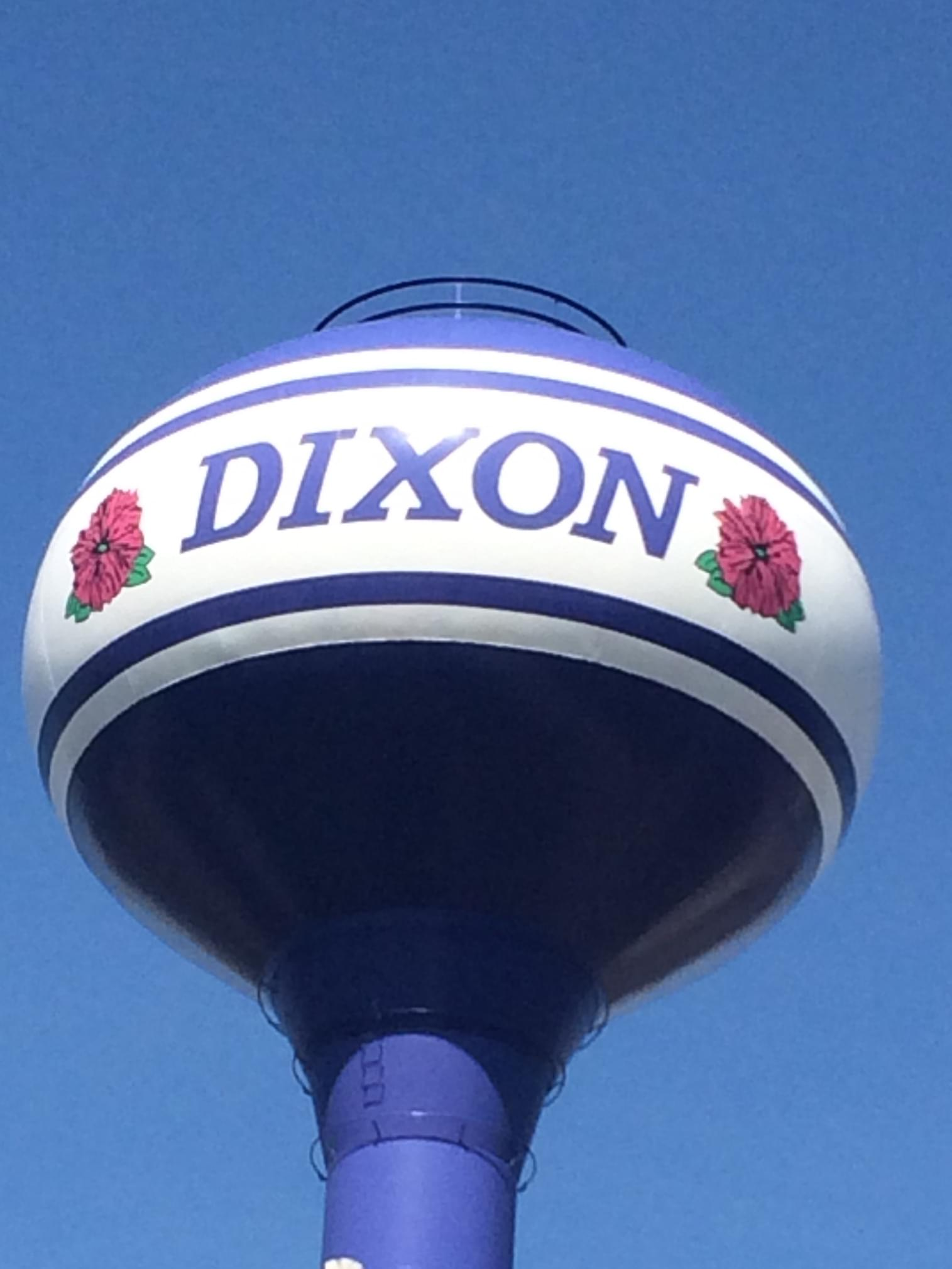 Dixon Water Department Does Some Tweaking You May Notice on Your