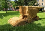 National Straw Sculpting Competition Open in Mt. Morris