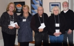 Artists Receive Awards for Pencil and Paint Exhibition
