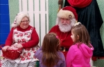 A Magical Time As People Return to Rock Falls for Hometown Holidays