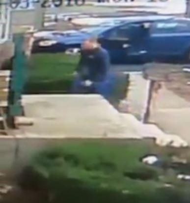 Rock Falls Police Package Thief