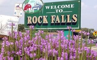 Rock Falls to Begin Downtown Cleanup Wednesday Night, Cars Not Moved Will Be Towed