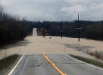 Whiteside Sheriff Opens Some Roads, Others Still Closed Due to Standing Water