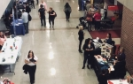 Job Seekers Had Over 50 Businesses to Chose From at Sauk Job Fair