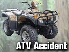 police ATV accident