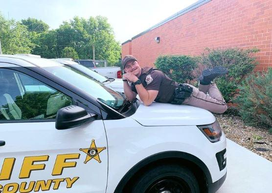 Whiteside County Sheriff Cute