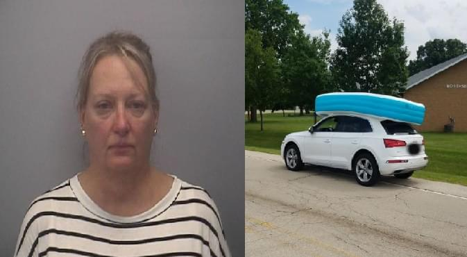 Dixon Woman Arrested After The Wrong Kind Of Car Pooling Wixn Am