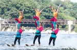 Ski Broncs Water Show Team Performing in Rock Falls Saturday