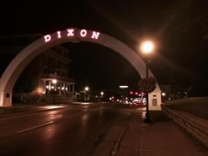Dixon-Arch-Night-Downtown
