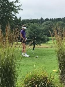 Heintzelman Leads Dixon Girls Golf in Win Over Alleman at Lost Nation