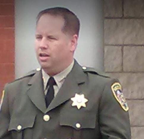 Ogle County Sheriff Vanvickle