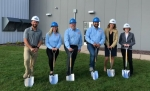 Ground Broken Monday for New Construction at LOTS