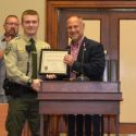 Lee County Deputy Honored for Life Saving Actions