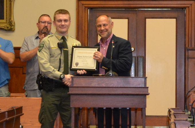Lee County Sheriff Lally