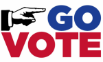 Tuesday Is The Day So Get Out And Vote