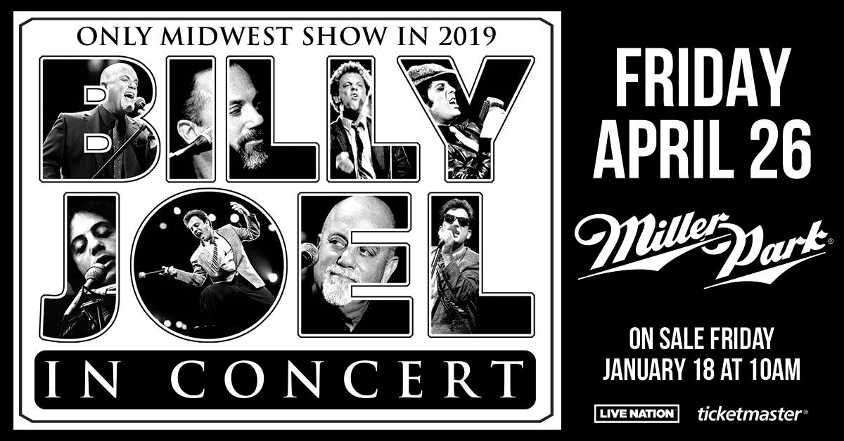 Billy Joel – Milwaukee