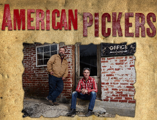 American Pickers come to Wisconsin