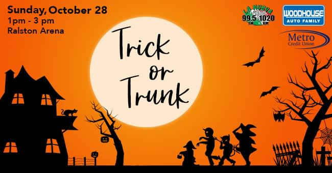Trick or Trunk