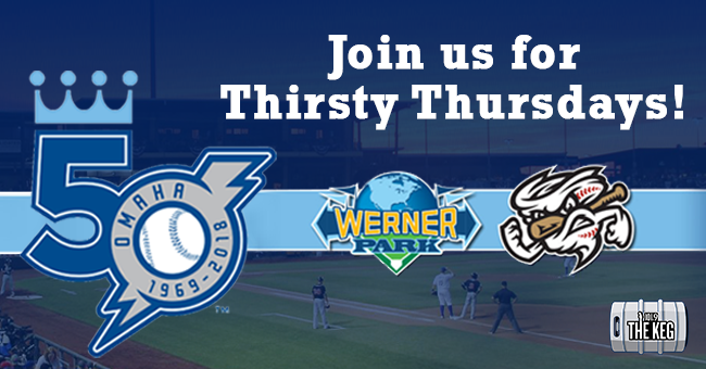 Thirsty Thursdays at Werner Park!